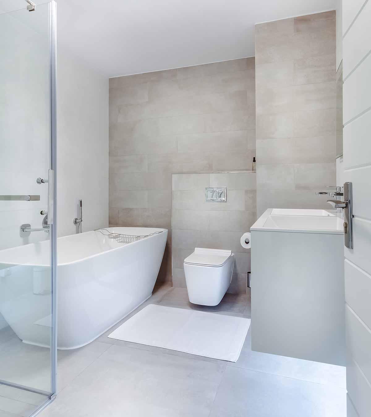 Rénovation salle de bain Lyon 6 : Cano Rénovation s\'occupe ...